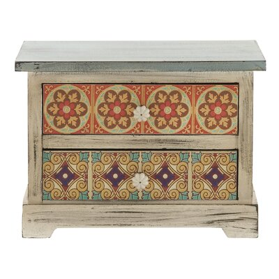 Riverina 2 Drawer Accent Chest