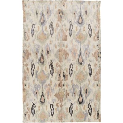 Bower Ikat/Suzani Area Rug Rug Size: Rectangle 33 x 53