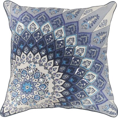 Ball Ground Starburst Cotton Throw Pillow