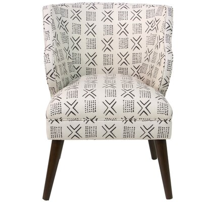 Ilana Linen Arm Chair