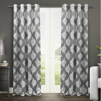 Fletcher Blackout Thermal Curtain Panels