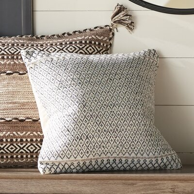 Nelson Tribal Pattern Throw Pillow
