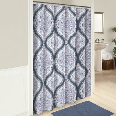 Fontaine Cotton Shower Curtain