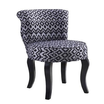 Jackson Triangle Trellis Side Chair