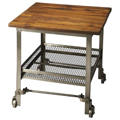 Nador End Table Finish: Industrial Chic