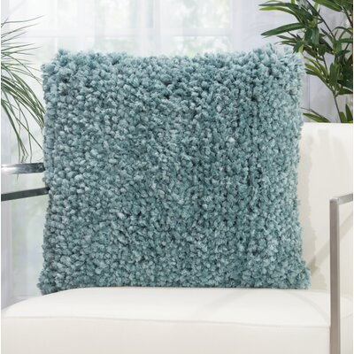 Finger Yarn Polyester Throw Pillow