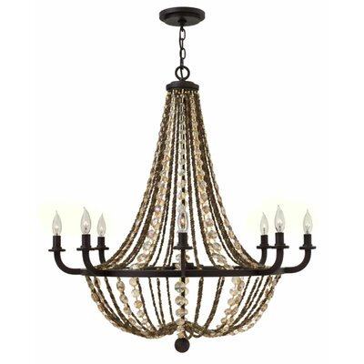 Marla 8-Light Empire Chandelier