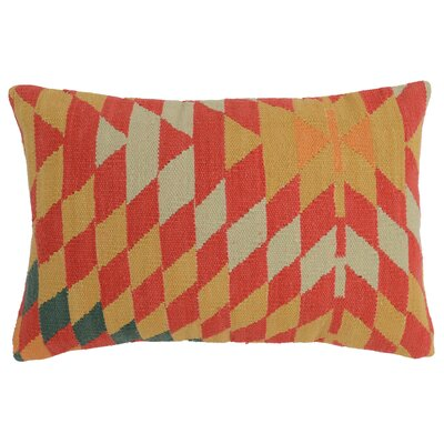 Bungalow Rose Millie Cotton Lumbar Pillow