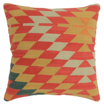 Bungalow Rose Millie Cotton Throw Pillow