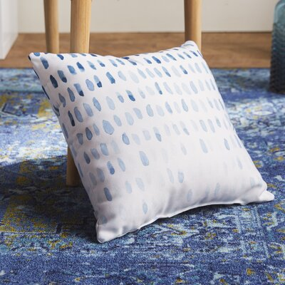 Carlotta Drop Throw Pillow Size: 16 H x 16 W x 6 D
