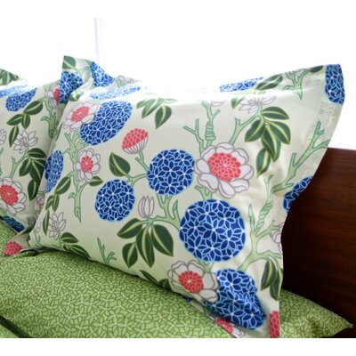 Sarah Pillow Sham Size: King
