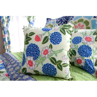 Sarah Cotton Throw Pillow