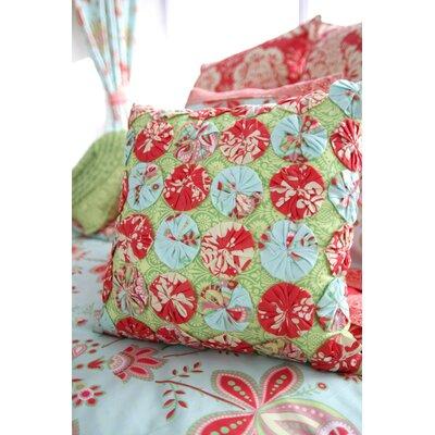 Deborah Cotton Throw Pillow