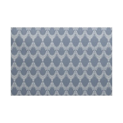 Arlo Geometric Blue Area Rug Rug Size: Rectangle 3 x 5