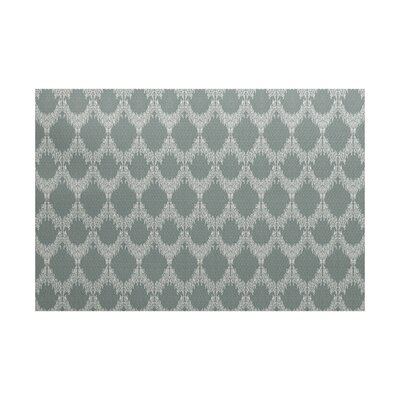 Molly Geometric Green Area Rug Rug Size: 3 x 5