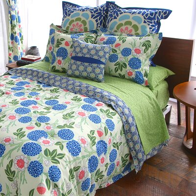 Sarah Reversible Comforter Set Size: Full/Queen