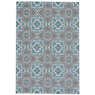 Grimes Sea Glass Area Rug Rug Size: Rectangle 8 x 11