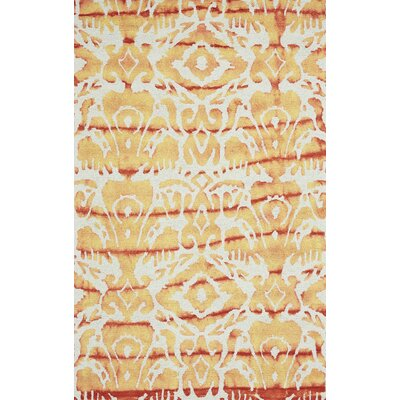 Brooklyn Hand-Hooked Mango Area Rug Rug Size: 2 x 3