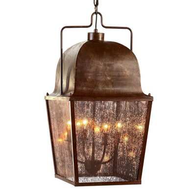 Tequesta 1 Light Foyer Pendant
