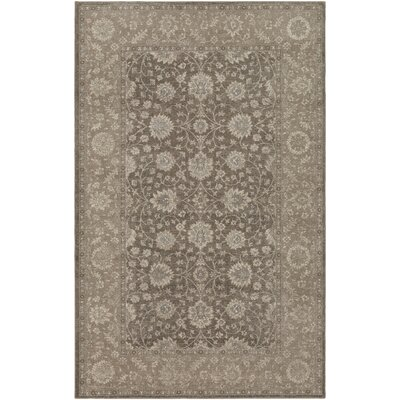 Ismael Taupe/Cream Area Rug Rug Size: Rectangle 9 x 12