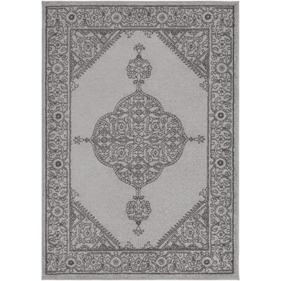 Corinna Taupe/Gray Area Rug Rug Size: Rectangle 5 x 76