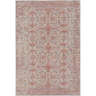 DOrsay Hand-Loomed Area Rug Rug Size: 5 x 76