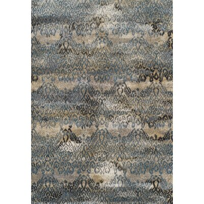 Homeland Teal Area Rug Rug Size: Rectangle 96 x 132