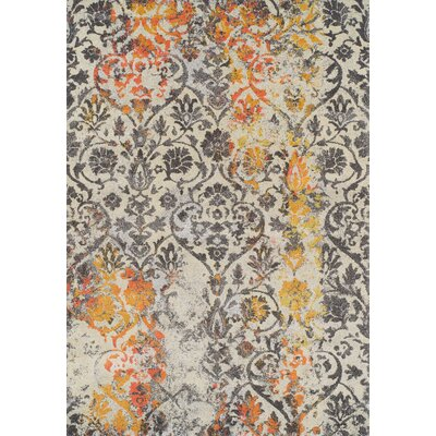 Theodora Area Rug Rug Size: Rectangle 53 x 77