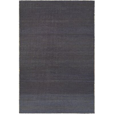 Uhlig Hand Woven Cotton Gray Area Rug Rug Size: Rectangle 710 x 1010