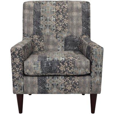 Cadwell Arm Chair Upholstery: Smoke