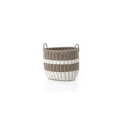 Bungalow Rose Strip Basket