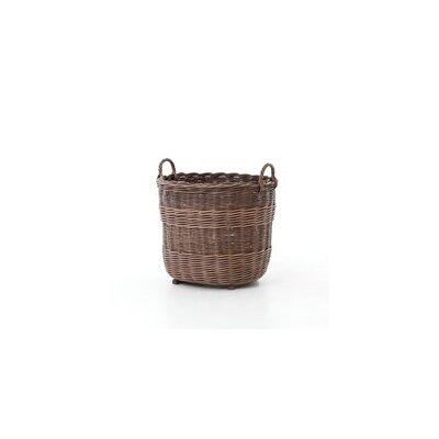 Bungalow Rose Wicker Basket