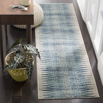 Elson Area Rug Rug Size: Runner 22 x 9