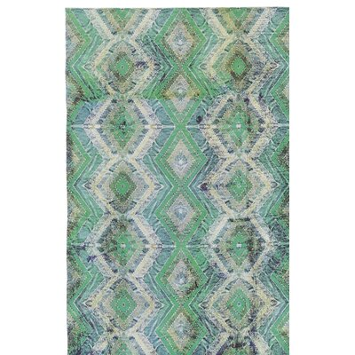 Arla Hand Woven Bonsai Indoor/Outdoor Area Rug Rug Size: Rectangle 56 x 86