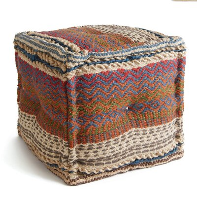 Amber Valley Pouf