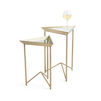Ameliasburg 2 Piece Nesting Tables