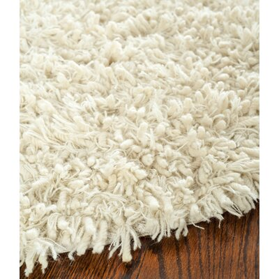 Messiah Ivory Area Rug Rug Size: Round 4