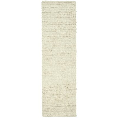 Messiah Ivory Area Rug Rug Size: Runner 23 x 8