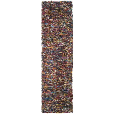 Messiah Multi Rug Rug Size: Runner 23 x 11