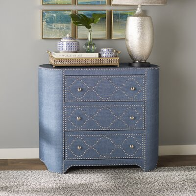 Cassidy 3 Drawer Cabinet