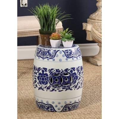 Ashlea Ceramic Garden Stool