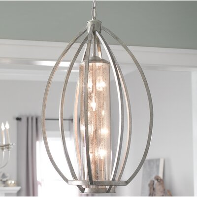 Gilbrae 4-Light Foyer Pendant