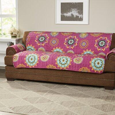 Mandy Box Cushion Sofa Slipcover