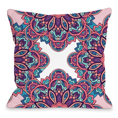 Jasiah Throw Pillow Size: 18 H x 18 W
