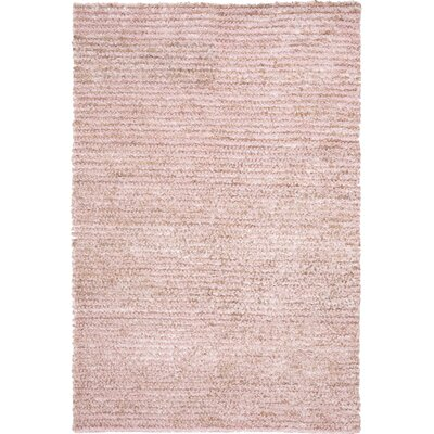 Messiah Pink Area Rug Rug Size: Rectangle 4 x 6