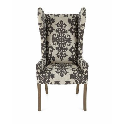 Beckham Wingback Arm Chair