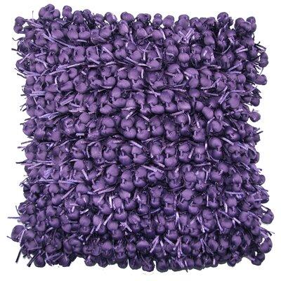Heerlen Throw Pillow Color: Grape