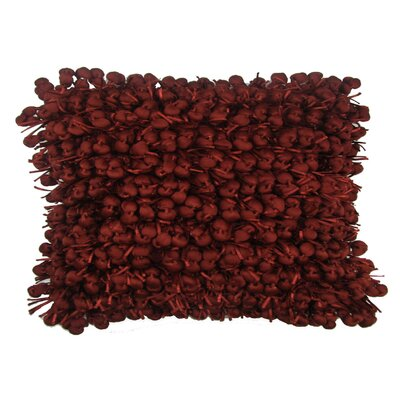 Heerlen Lumbar Pillow Size: 14 x 28, Color: Cinnabar