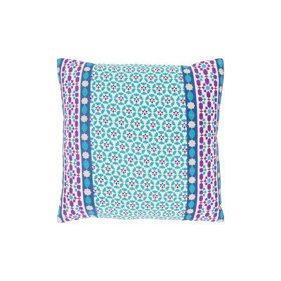 Bruno 100% Cotton Pillow Cover Size: 18 H x 18 W