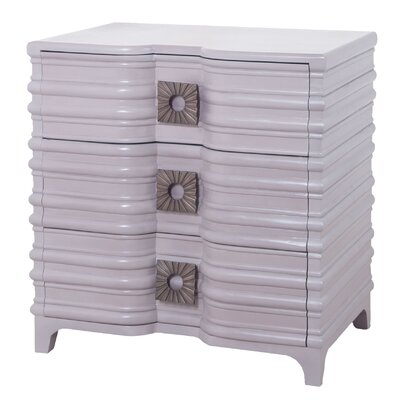 Ina 3 Drawer Chest